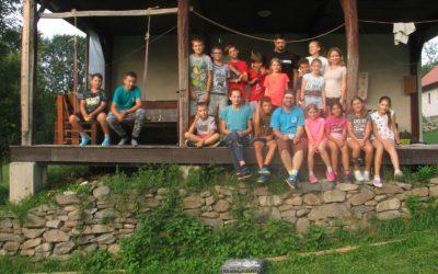Letný detský tábor 2020 – Ábelland