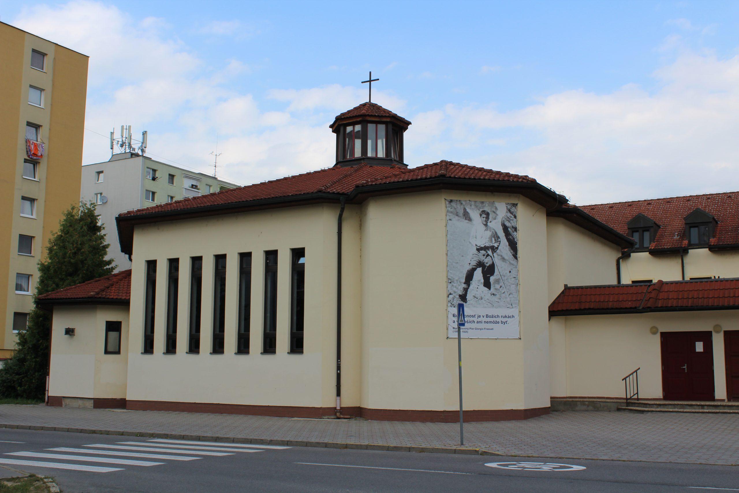 Kostol Sv. Dominika Zvolen-Západ