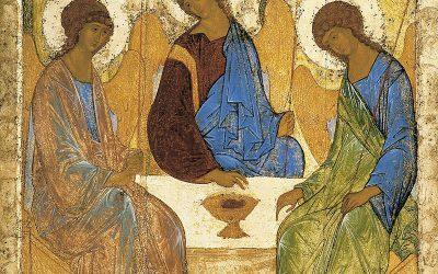 Boh v troch osobách (Mt 28, 16-20)