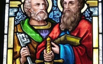 Peter a Pavol (Mt 16, 13-19)