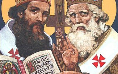Cyril a Metód (Mt 28, 16-20)
