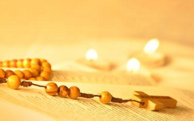 Prvá sobota 3. 7. 2021 – modlitba ruženca a adorácia