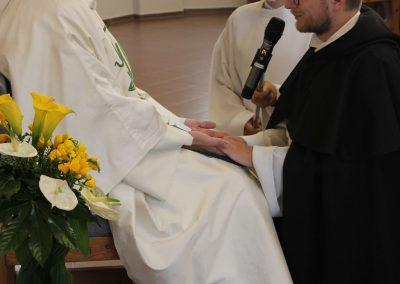 Brat Joachim - sľuby Farnosť Zvolen-Západ 2021 6