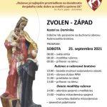 Duchovná obnova Ružencového bratstva - zrušená